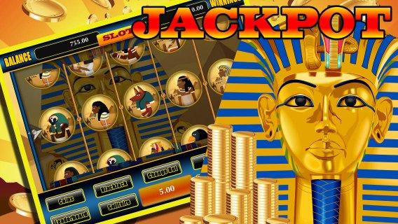 Slots of Pharaoh s Casino (Fun