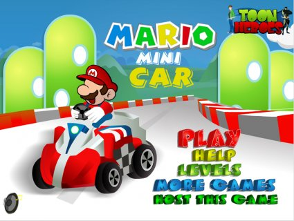 Play Mario Cars Games