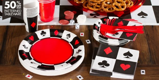 Casino Party Supplies. «»