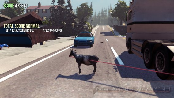 Goat Simulator Free Download