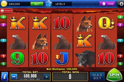 Big Red Australian Slots
