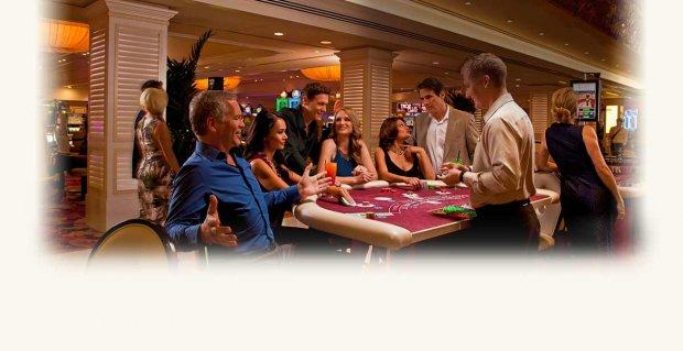 Las Vegas Players Club: Casino