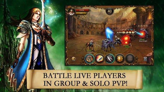 Legend of Lords - screenshot