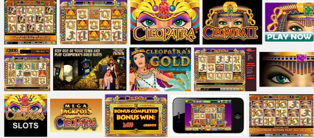 Cleopatra Slots is one of the