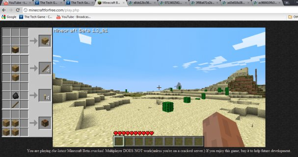 Play Minecraft Free No