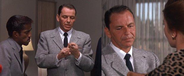 Sinatra s look is versatile: