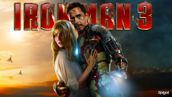 Iron Man 3 Slot Machine Gratis