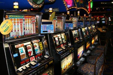 Casino Slot Machines Games in