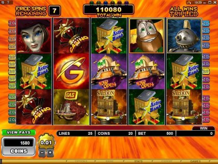 Free Bonus Slots - Free Online