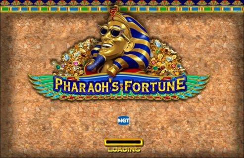 Pharaoh s Fortune Slot Game