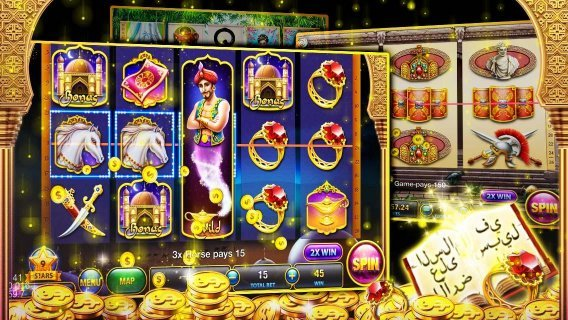 Slots™ - Magic slot machines