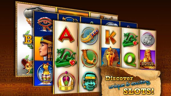 Slots - Pharaoh s Way