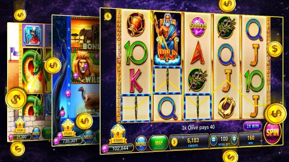 Slots Zeus s Way:slot machines
