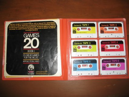 Thread: VIC-20 Cassette Tape