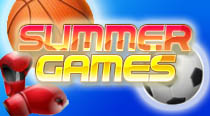 Free Summer Games slots game