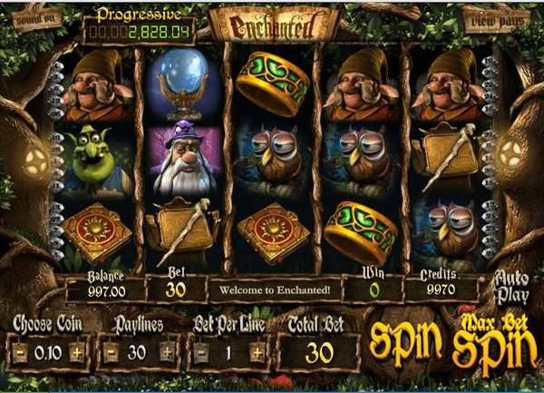 Leprechaun slot machine big win