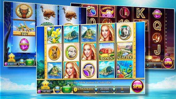 Play Free Slot Machines With Bonus Rounds