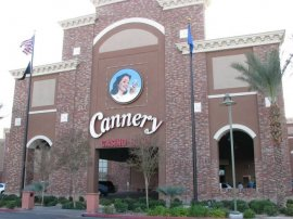 The Cannery hotel-casino in North Las Vegas.