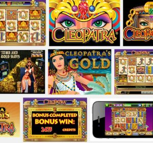 Cleopatra Slots no download