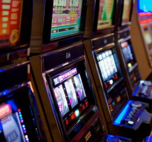 Find a slot machines in Vegas