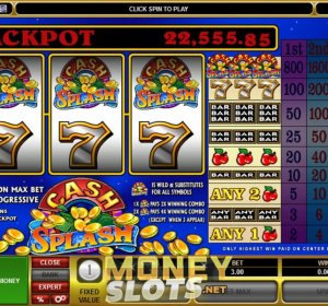 How to make money playing slots