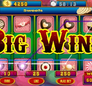 Free Jackpot Party slot machine online