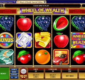 Free video slot machines games