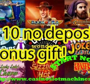 Play casino slots online