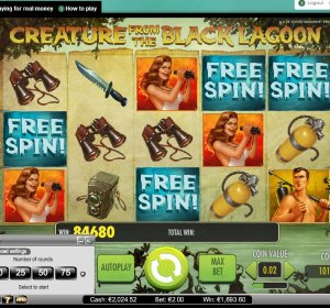 Slots for fun and free