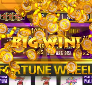 Wheel of Fortune Slots games