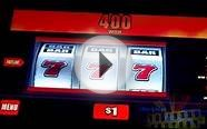 Wheel HOT - **BIG** WHEEL WIN! - HIGH Denom. - Slot