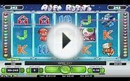 Alien Robots ™ free slots machine game preview by