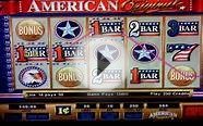 """American Original"" Slot 100 free spins - Bellagio Las Vegas"