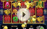 Aristocrat 5 Dragons Video Slot Free Spins