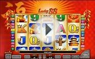 Aristocrat Lucky 88 Online Slot Machine Game Play
