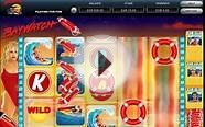 Baywatch slots game free spins bonus win