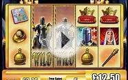 BLACK KNIGHT™ G+ ONLINE SLOT GAME PREVIEW VIDEO