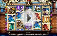 Captain Quids Treasure Quest online slot by IGT