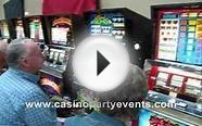 Casino Party Slot Machine Rentals and Games