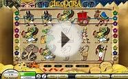 Cleopatra released on Scratchmania -- Get 7 Euro Free