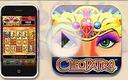 Cleopatra Slot Machine Game Now Available for iPhone and