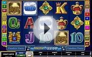 Demo della video slot machine online Avalon