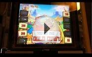 DOUBLE STAMPEDE Penny Video Slot Machine with BONUS Las