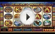 Eagles Wings ™ free slots machine game preview by