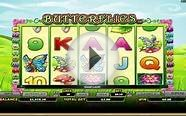 FREE Butterflies ™ slot machine game preview by