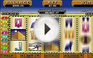 FREE Cleopatras Gold ™ slot machine game preview by