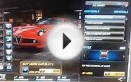 FREE SLOTS - Need For Speed World Car Slots Hack 2014