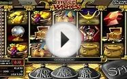 FREE Three Wishes ™ slot machine game preview by
