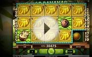 Go Bananas FREE SPINS netent casino game