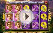 Golden Goddess online slot by IGT